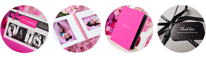boudoir photography products and gifts